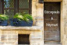 Bayeux en famille - Normandie - France / Voyage en Normandie en famille, sur la route des Plages du Débarquement. Première étape : la ville de Bayeux
