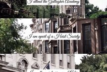 Galgher Girls/ Heist Society/Embassy Row