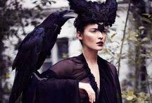 Hallows costume