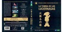 La Tumba de las Luciérnagas / Diseño de la edición Deluxe. Cliente: Selecta Visión.   (2015)