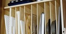 Kitchen Storage Solutions / Here are some Kitchen Storage Solutions I found. I hope you find them useful.