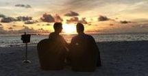 Maldives romance / 35th wedding anniversary treat to Baros Resort Maldives - definitely recommended!