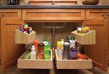 Getting Organized  / by Brooke Steel Romriell