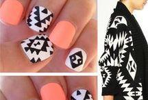 Nails / by Brooke Steel Romriell