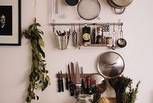 La Cuisine de Madame Blond / inspiration + eye candy for an upcoming kitchen re-do