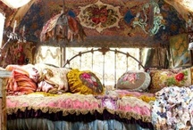 ♥ Loving Gypsy Decor ♥ / by Miriam Ramírez-Soto