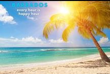 Barbados Travel Tips / Barbados is a gorgeous tropical island in the Caribbean. Its white sandy beaches, rich history, and charming people create a travel experience that is distinctively charming!