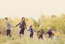Inspiration: Family Photography / Family portraits