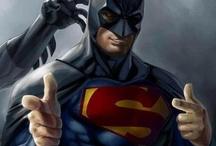 Superhero Stuff / by David Winston Edwards