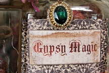 ♥ Loving Gypsy  Potions ♥ / by Miriam Ramírez-Soto