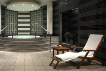 Spa Center / by Pinfluence Femme Fashion