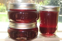 Canning Jams, Jellies & Preserves / jams, jellies, preserves, spreads from both fruits & vegetables / by jan