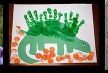 Preschool - Dinosaur theme / by Jody Miller Matthews