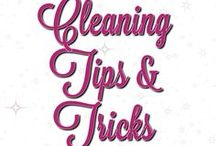 Cleaning Tips & Tricks / Who doesn't want cleaning to be easier?