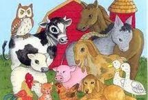 Preschool - Farm theme / by Jody Miller Matthews