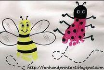 Preschool - Bug theme / by Jody Miller Matthews
