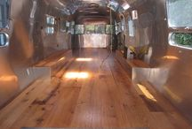 ON THE ROAD / Airstream interior design and ideas