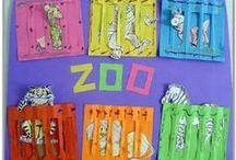 Preschool - Zoo / by Jody Miller Matthews