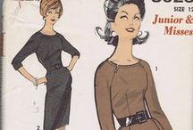 Sewing patterns on my list.... / by step-van-b