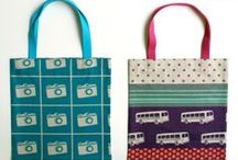 DIY - Bags, Pouches, Purses,Baskets ... / from fabric, leather, plastic, paper.... Inspiration and tutorials / by step-van-b