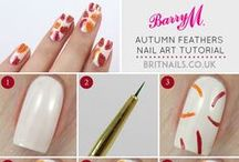 Brit Nails - Tutorials / Detailed instructions for each tutorial can be found on my blog! / by Brit Nails