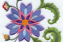 Embroidery, knitting and Handicraft / Handicraft
