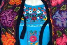 Hand-Embroidered Dresses / Dresses with high-quality hand embroidery.