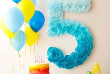 Kids birthday party ideas / by Julie Wehba