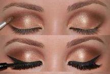makeup / by Chrysten Gavel