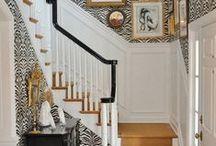 Foyers & Living Rooms / by Lori Wilson