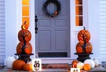 Fall And Halloween Ideas / Fall And Halloween Ideas / by Michael Palmisano