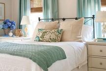 Bedroom Inspiration / by Sarah Jones