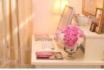 Home Office Inspiration / A place for the creativity to grow... / by Sarah Jones