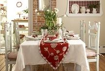 Dining Inspiration / by Sarah Jones