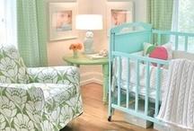 Nursery...one day! / by Sarah Jones