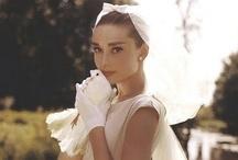 Audrey Hepburn / My favorite. / by Sarah Jones