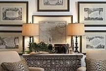 Great Vignettes / We all love a great vignette, don't we?  This is a collection of my favorites.