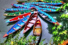 Boats, Boats & Boats / All things boats. My boat, boats I love.  / by Linda Hughes