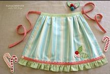Aprons and Kitchen / by Gail Van Camp