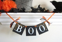 {tricks + treats = Halloween}