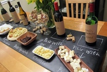ART DE LA TABLE | Vins & Fromages