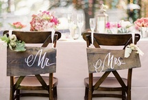 Wedding Notions / Spring-time / by Ashley Boucher