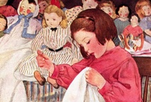 Sew Baby Sew! / Sewing for babies and children / by Gail Van Camp