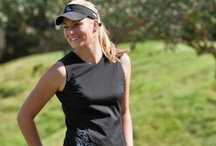 Trendy golf: athletic chic / Who says golf clothes can't be fabulous? More on trend than you might think...