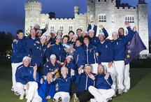 Solheim Cup / As we head into another Solheim year, some of our favorite pix from the last 2 Solheims Cups.