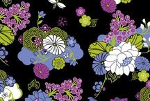 Lotus print / design inspiration for our Lotus violet print