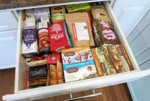 Organization / Organization tips and tricks / by Peanut Butter Fingers
