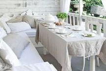 O U T D O O R | L I V I N G  / patios, porches, & outdoor spaces