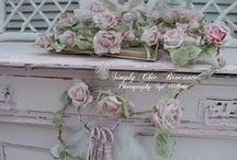 Captures of my Soul - Simply Chic / all my pale pink creations, styling and photography