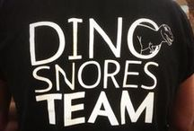 Dino Snores / Visitors can enjoy their very own night at the Museum with Dino snores sleepovers. There's one for the kids (http://www.nhm.ac.uk/dino-snores) and one for the grown-ups (http://www.nhm.ac.uk/visit-us/whats-on/after-hours/dino-snores-grown-ups). Here are your #dinosnores photos from the events. / by Natural History Museum, London
